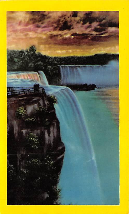 sub056421 - Niagara Falls Post Card