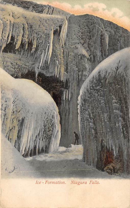 sub056423 - Niagara Falls Post Card