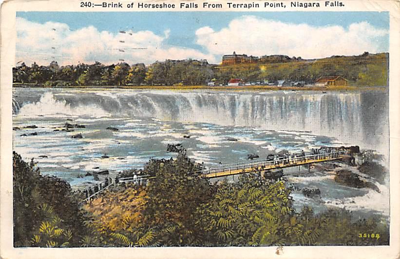 sub056429 - Niagara Falls Post Card