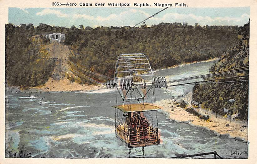 sub056433 - Niagara Falls Post Card