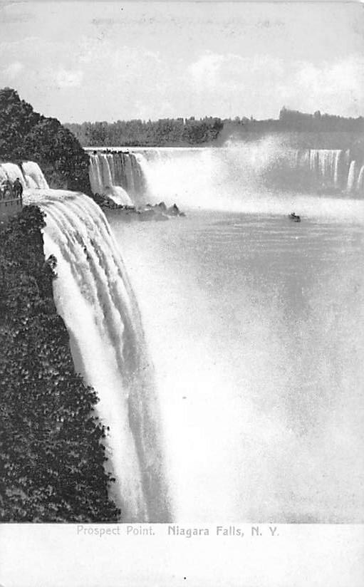 sub056435 - Niagara Falls Post Card