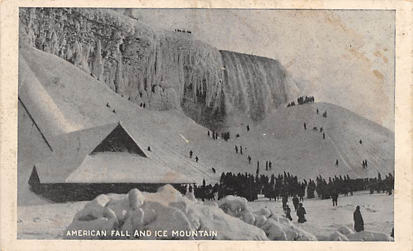 sub056439 - Niagara Falls Post Card