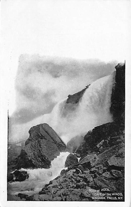 sub056441 - Niagara Falls Post Card