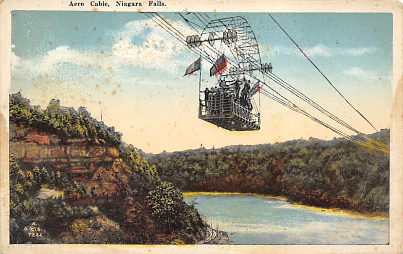 sub056449 - Niagara Falls Post Card