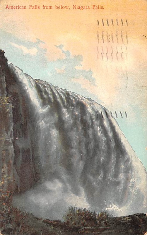 sub056453 - Niagara Falls Post Card