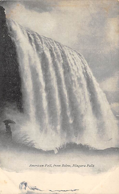 sub056455 - Niagara Falls Post Card