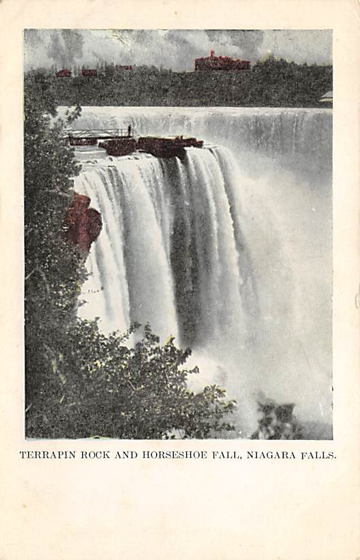 sub056461 - Niagara Falls Post Card