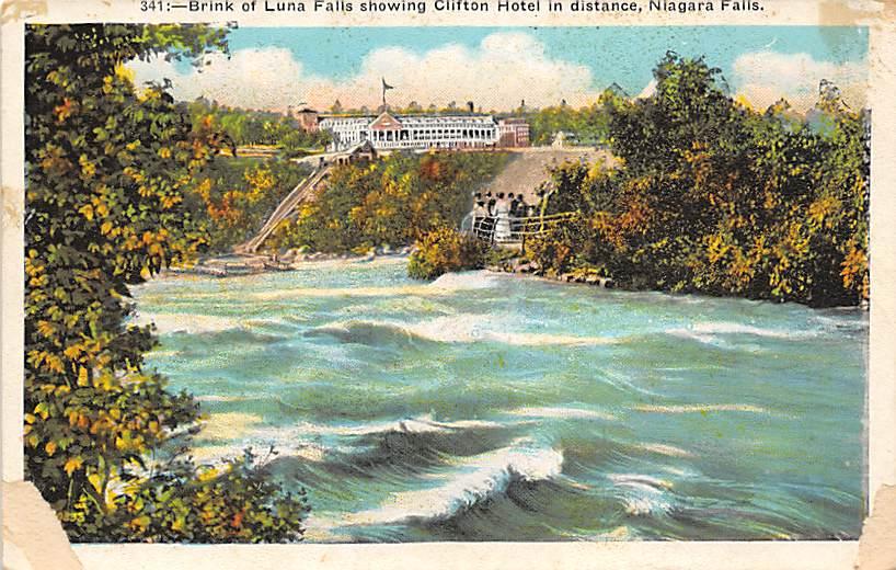sub056463 - Niagara Falls Post Card
