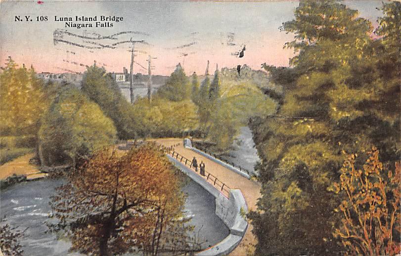 sub056465 - Niagara Falls Post Card