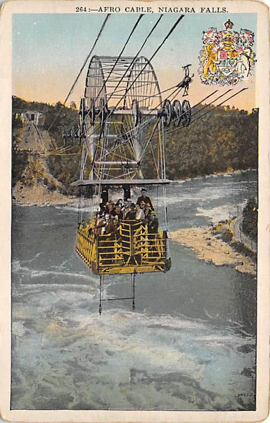 sub056469 - Niagara Falls Post Card