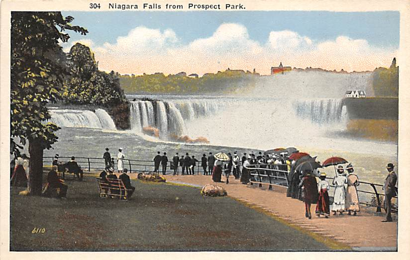 sub056473 - Niagara Falls Post Card