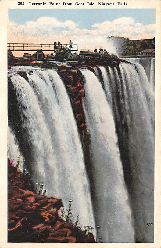sub056477 - Niagara Falls Post Card