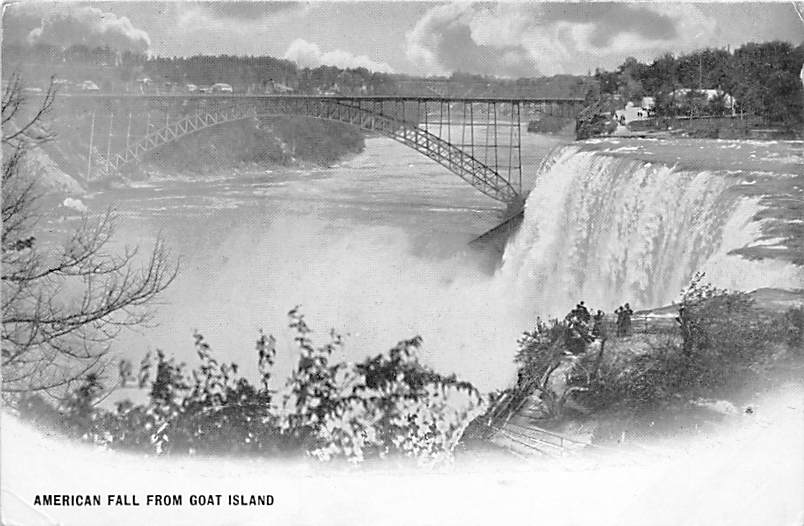 sub056487 - Niagara Falls Post Card