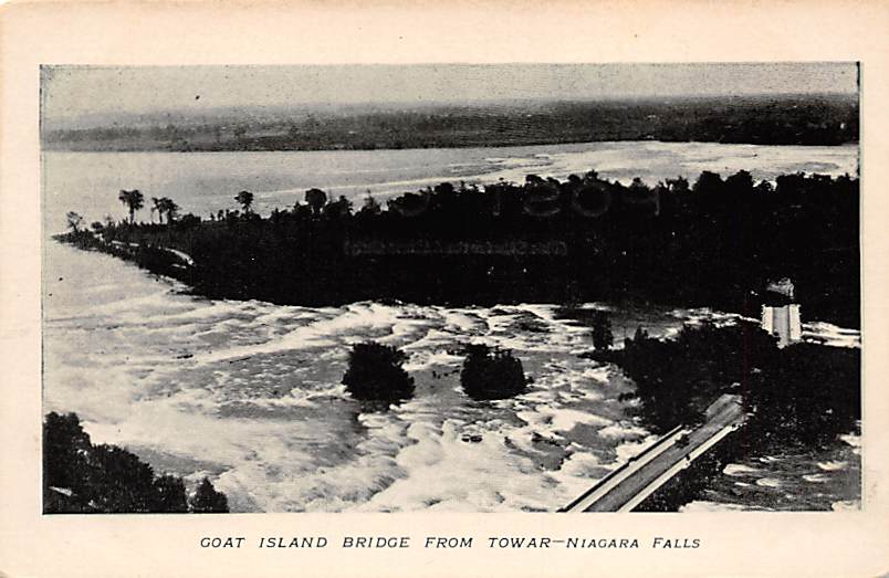 sub056491 - Niagara Falls Post Card