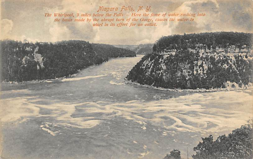 sub056493 - Niagara Falls Post Card
