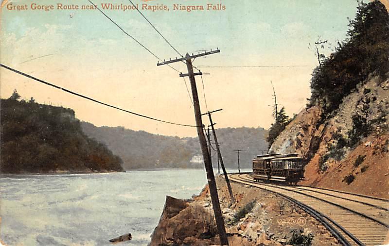 sub056503 - Niagara Falls Post Card
