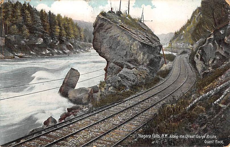 sub056519 - Niagara Falls Post Card