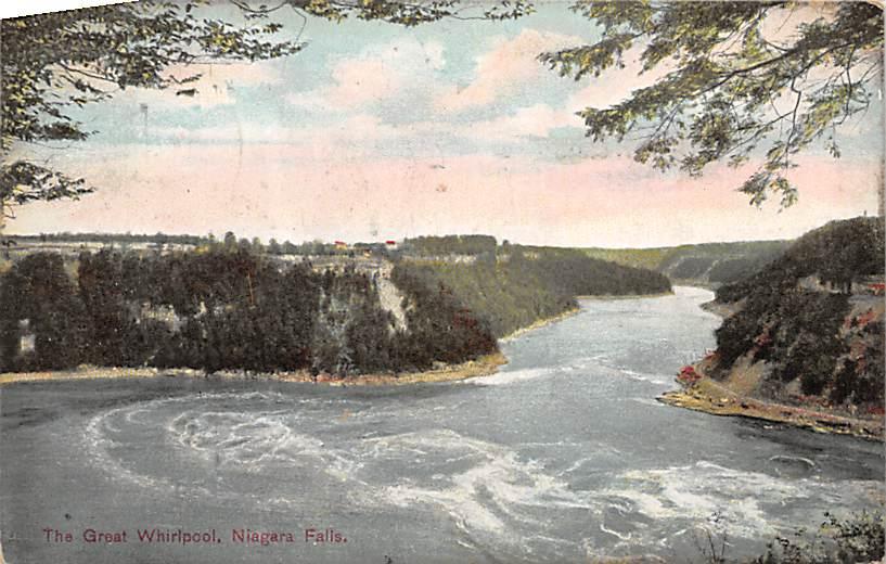 sub056525 - Niagara Falls Post Card