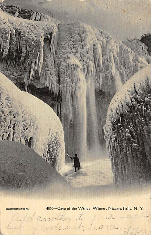sub056527 - Niagara Falls Post Card