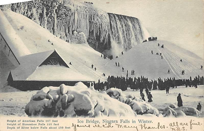 sub056529 - Niagara Falls Post Card