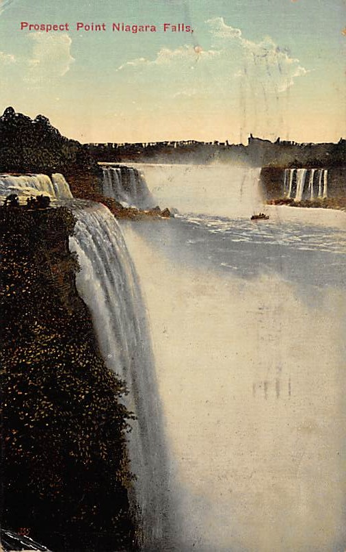 sub056545 - Niagara Falls Post Card