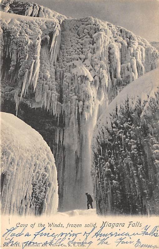 sub056549 - Niagara Falls Post Card