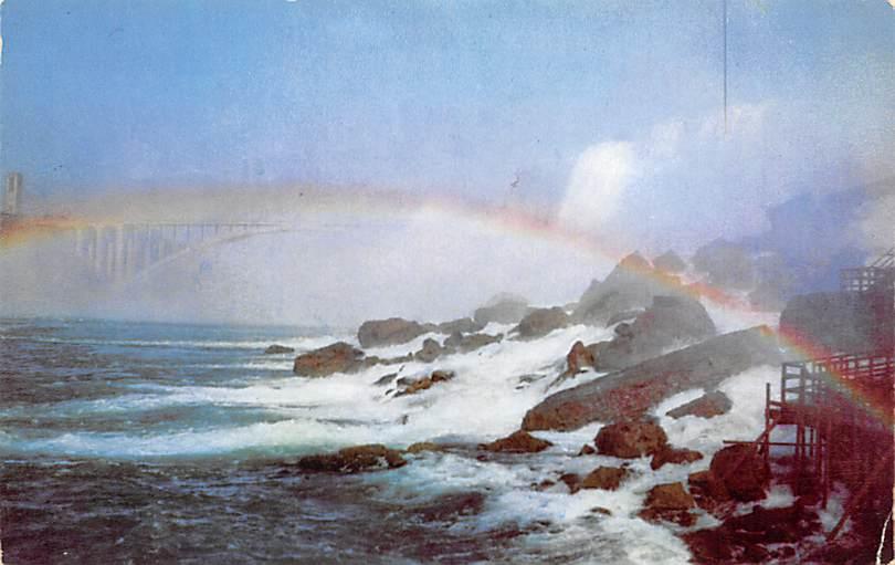 sub056551 - Niagara Falls Post Card