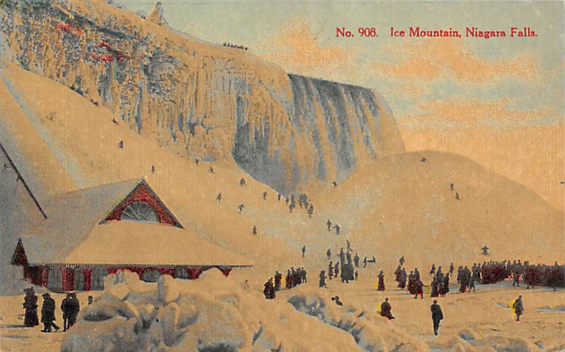 sub056555 - Niagara Falls Post Card
