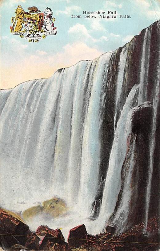 sub056559 - Niagara Falls Post Card