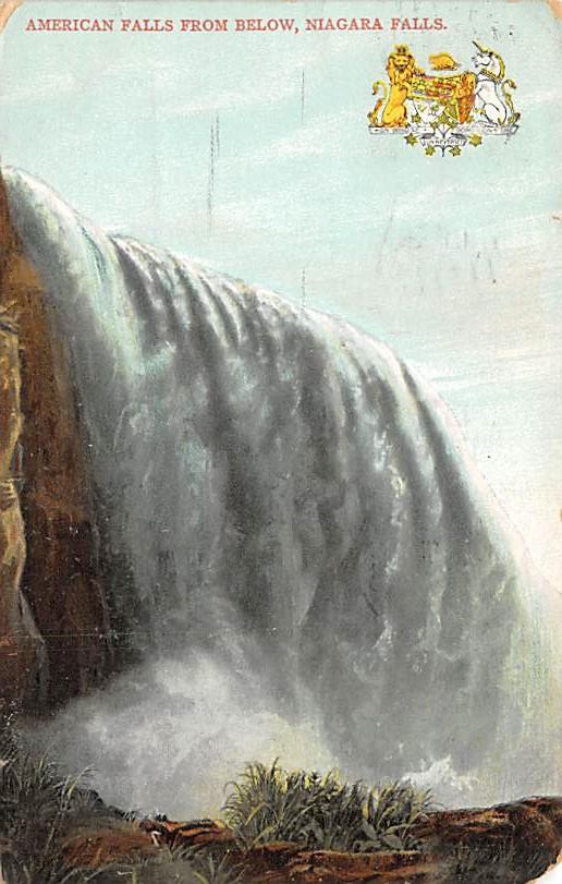 sub056561 - Niagara Falls Post Card