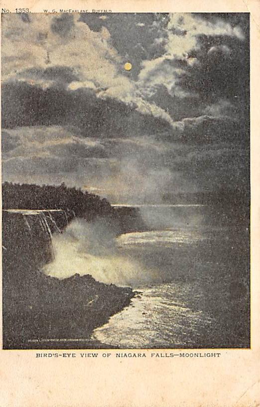 sub056563 - Niagara Falls Post Card