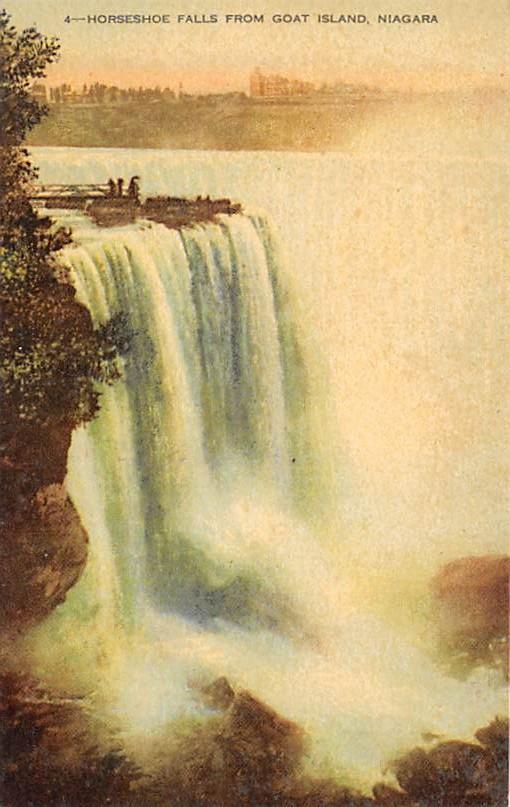 sub056567 - Niagara Falls Post Card
