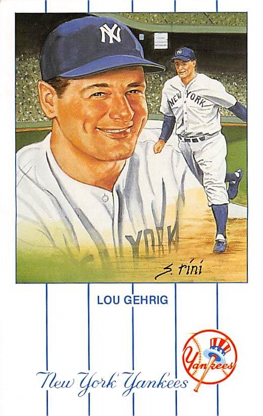sub057591 - Baseball Post Card
