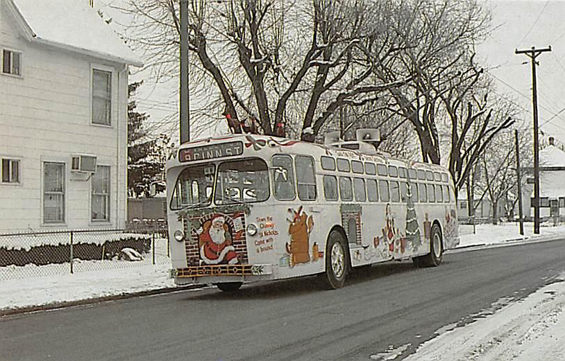 sub058337 - Bus Post Card