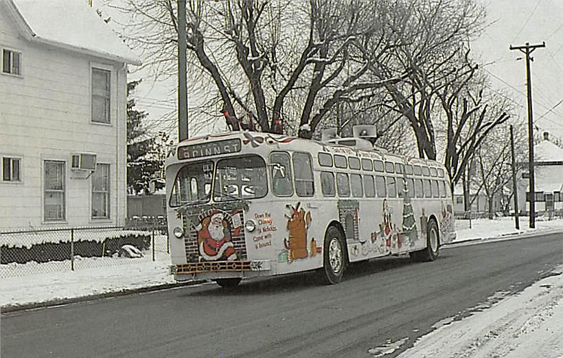 sub058423 - Bus Post Card