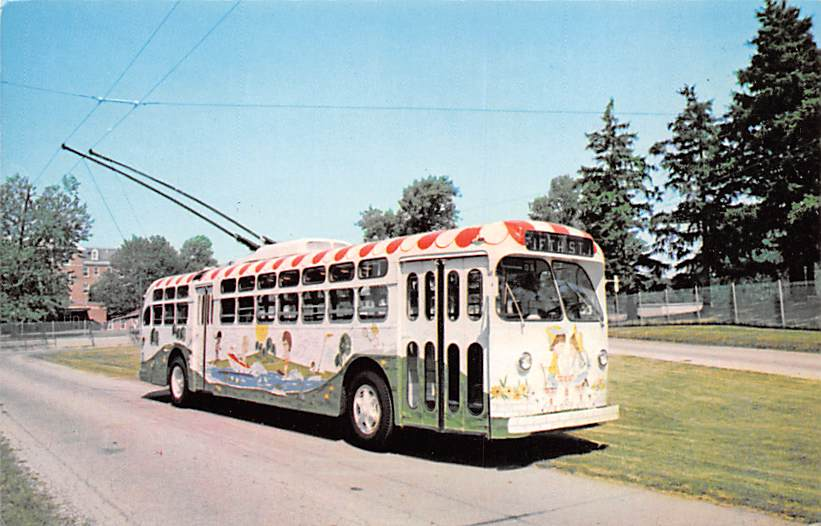 sub059073 - Bus Post Card