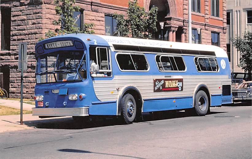 sub059191 - Bus Post Card