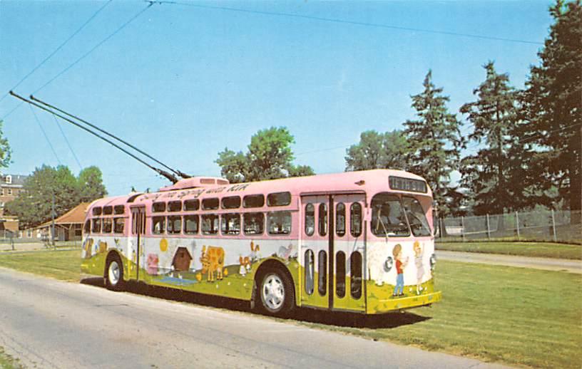 sub059213 - Bus Post Card