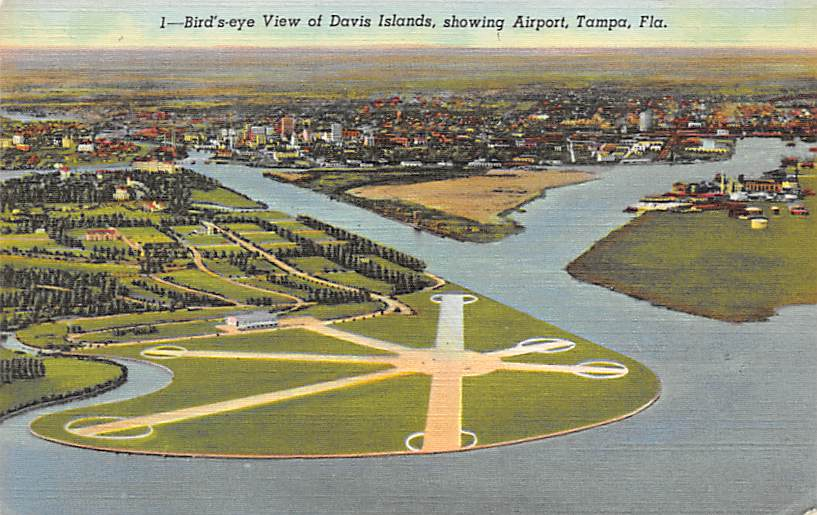 sub062001 - Airport Post Card