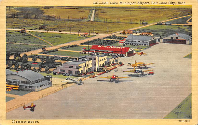 sub062003 - Airport Post Card