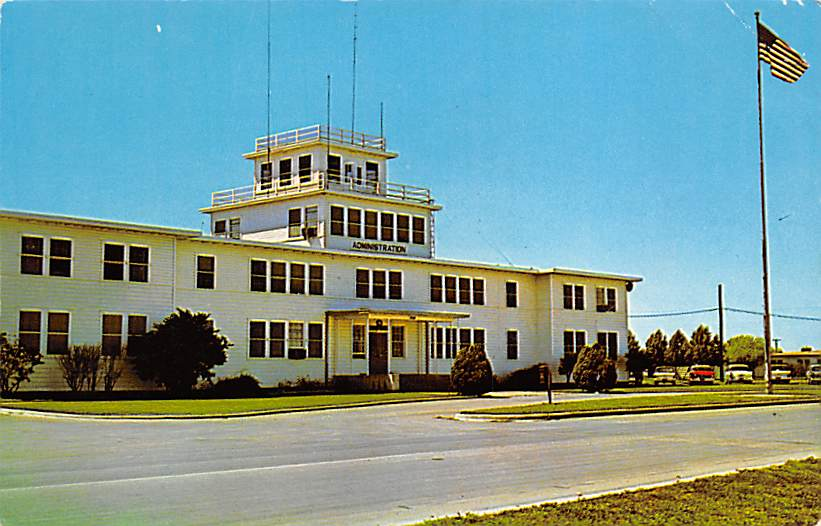 sub062093 - Airport Post Card