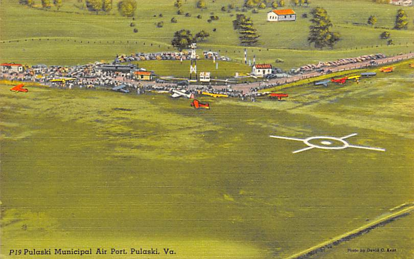 sub062205 - Airport Post Card