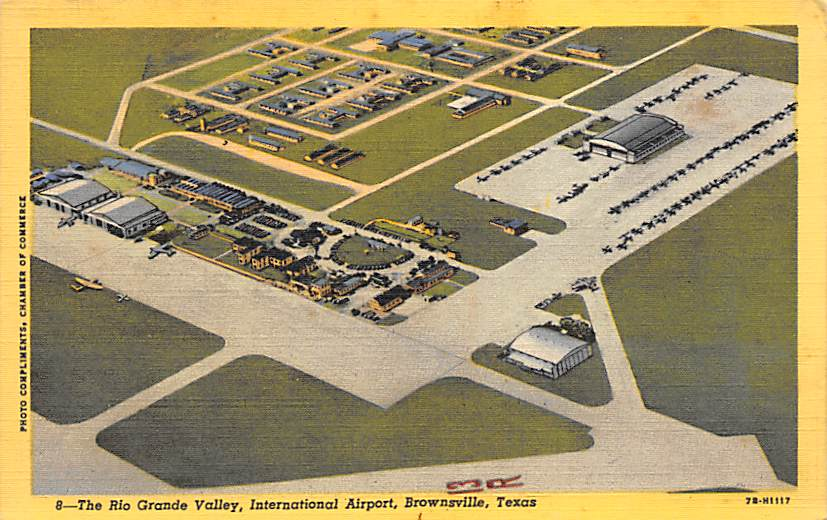sub062391 - Airport Post Card