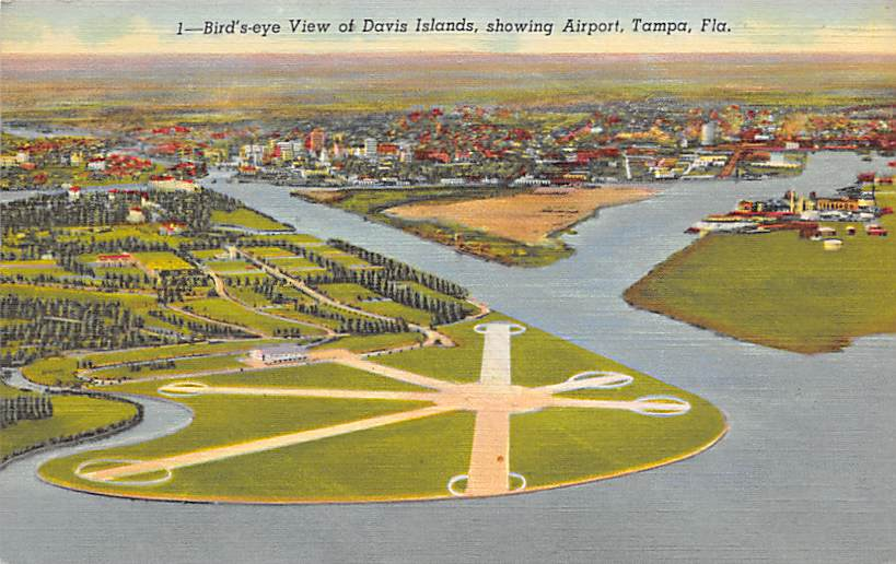 sub062449 - Airport Post Card