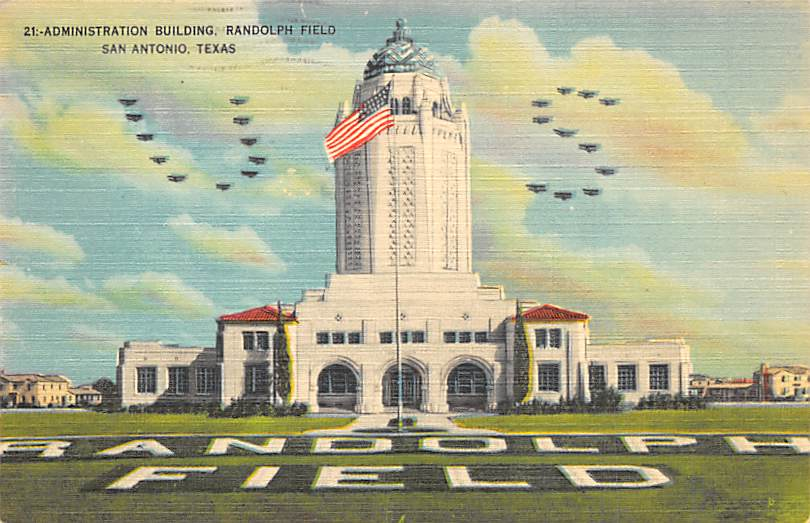 sub062477 - Airport Post Card