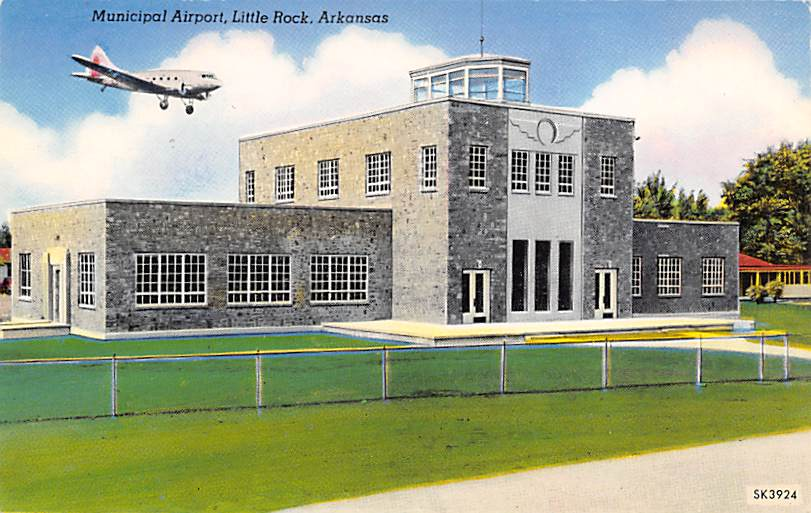 sub062489 - Airport Post Card