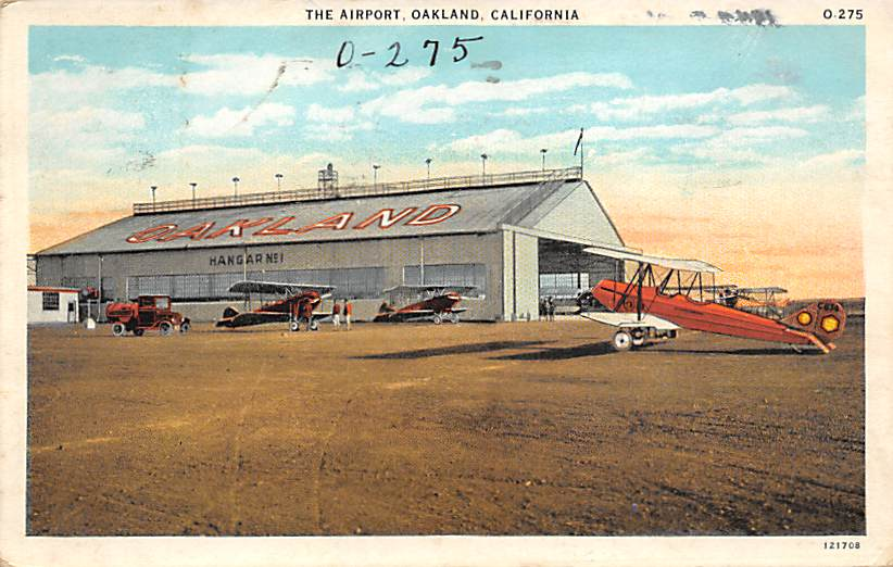 sub062555 - Airport Post Card