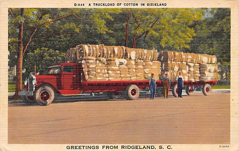 sub062655 - Trucks Post Card