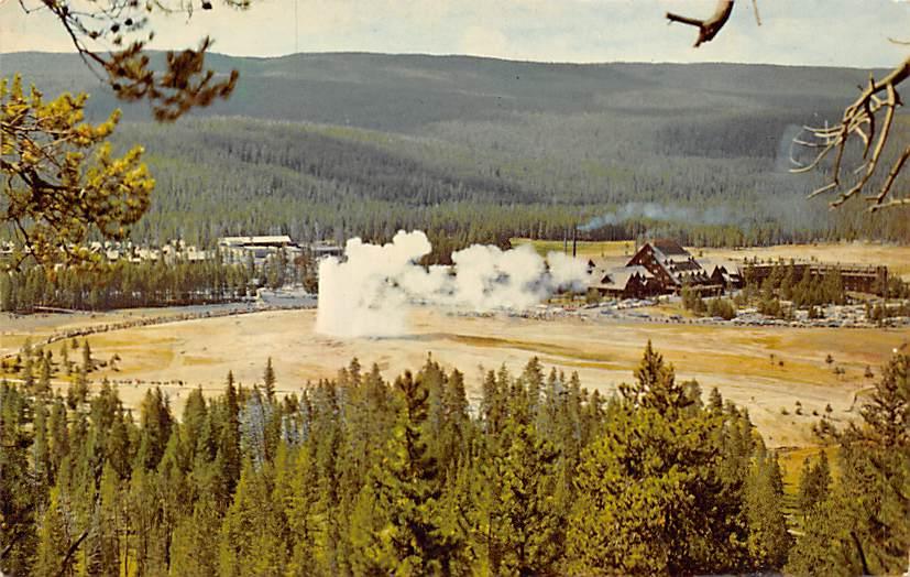 sub065101 - National Park Post Card
