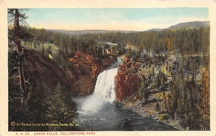 sub065129 - National Park Post Card